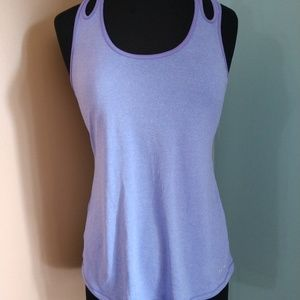 Tops - 💖Pretty Purple Hind Workout Top, Size M